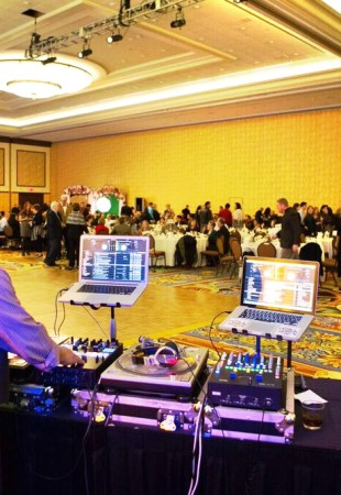 Corporate party DJ