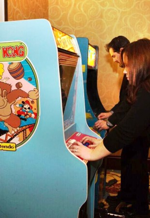 arcade game rental DFW
